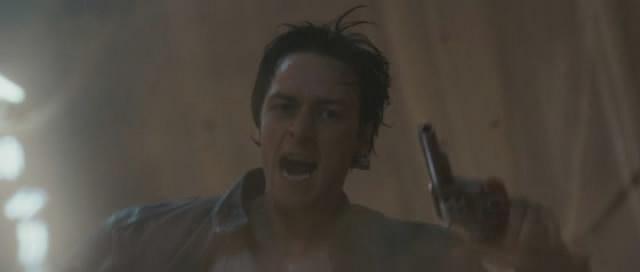 Wesley cuts loose. Everybody dies. We think.