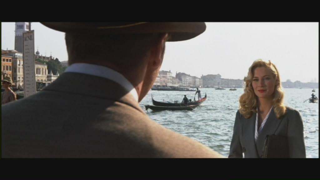 Alison Doody as Elsa Schneider.