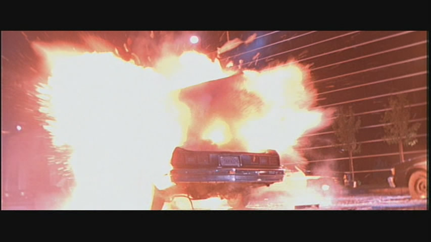 Explosions. This film contains plenty of them.