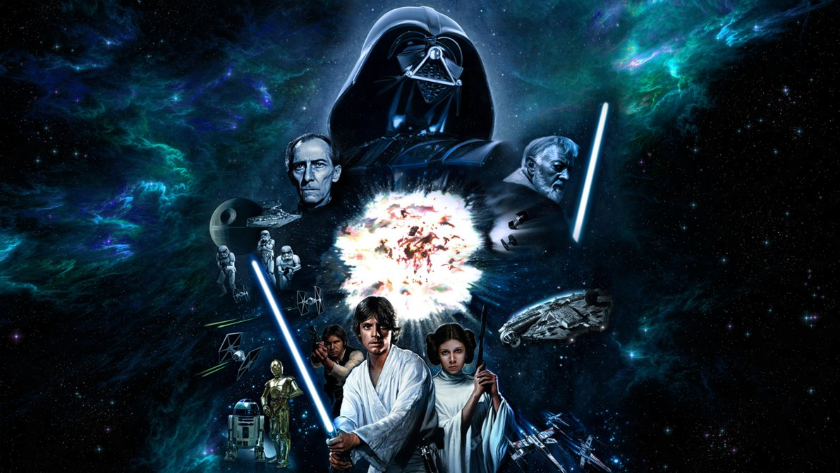 Movie Review Star Wars Episode Iv A New Hope