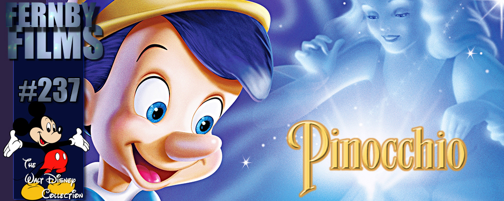 Movie Review - Pinocchio (1940)