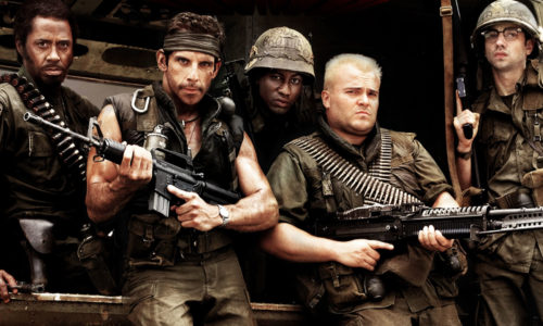 Movie Review – Tropic Thunder