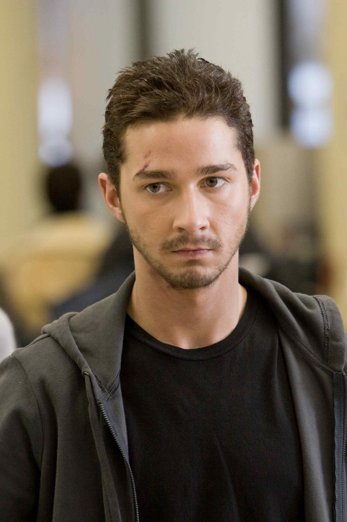Shia Labeouf as Jerry Shaw.