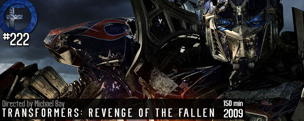 Movie Review Transformers Revenge Of The Fallen Fernby Films