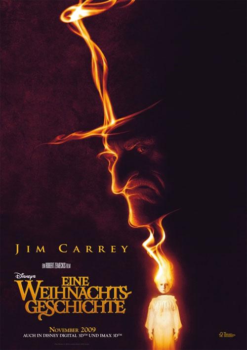 Trailer – Jim Carrey in A Christmas Carol remake…