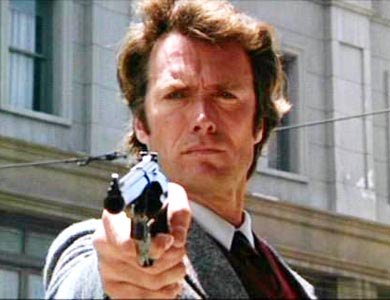 Movie Review - Dirty Harry