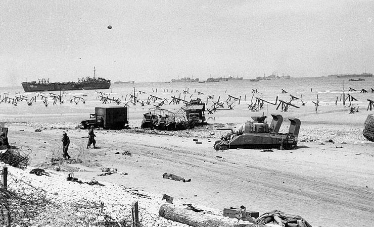The D-Day Landings