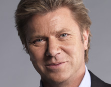 Richard Wilkins, a television embarrassment.