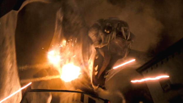 Godzilla my ASS!!!