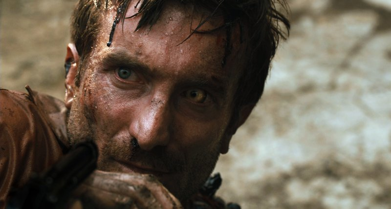 Sharlto Copley is brilliant as Wikus.