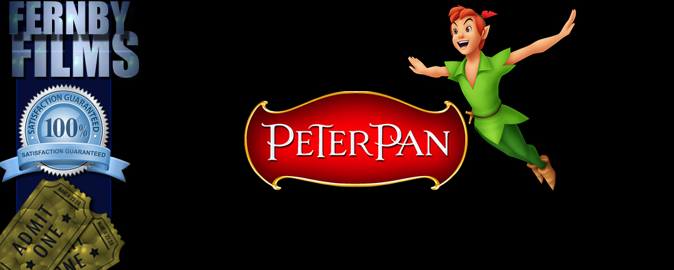 Movie Review - Peter Pan  (1953)