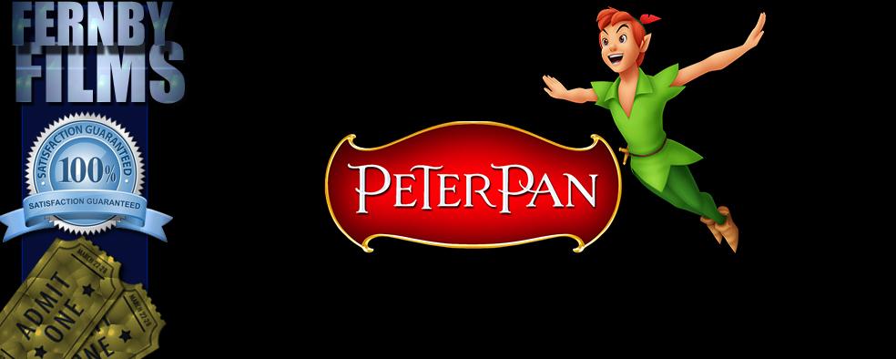 Movie Review - Peter Pan  (1953)