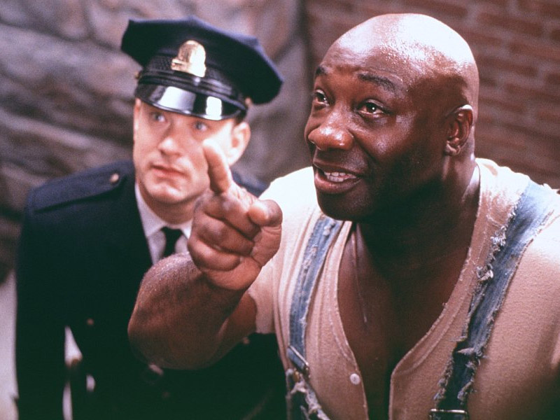 Movie Review - On Death Row: The Shawshank Redemption & The Green Mile