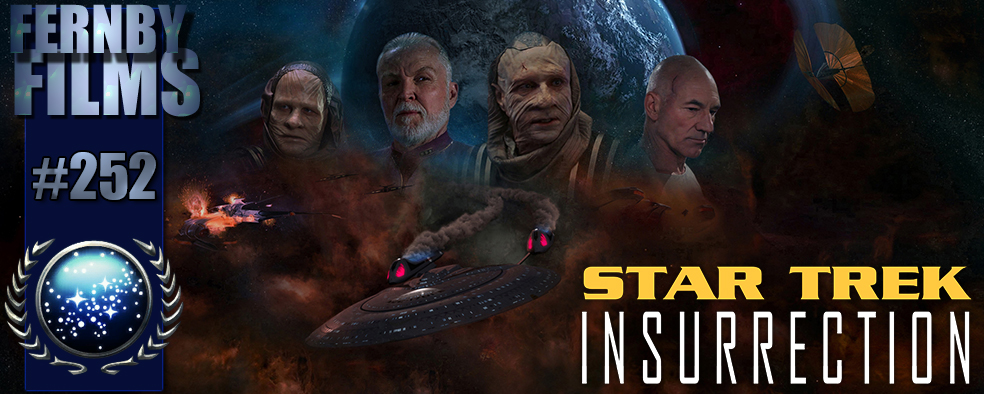 Movie Review - Star Trek: Insurrection