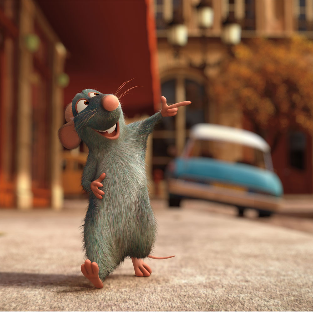 Movie Review - Ratatouille