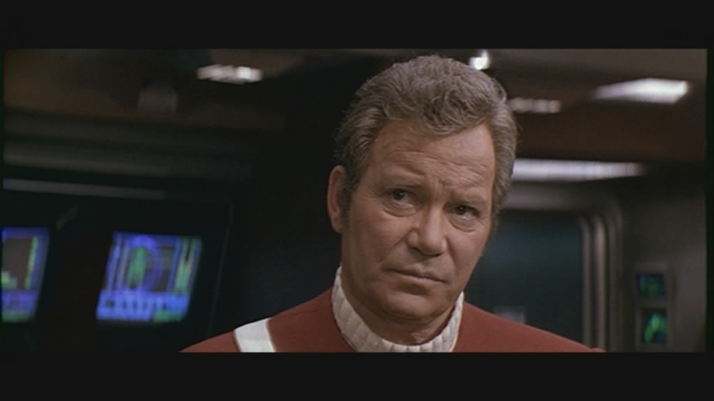 Kirk often wondered what people said about him behind his back....