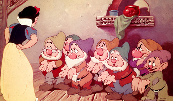 Movie Review - Snow White & The Seven Dwarfs