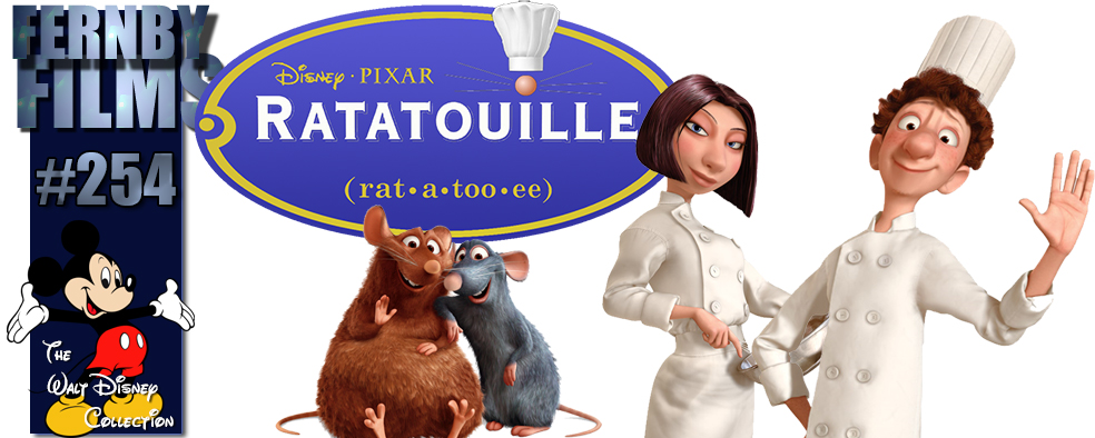 Movie Review Ratatouille Fernby Films