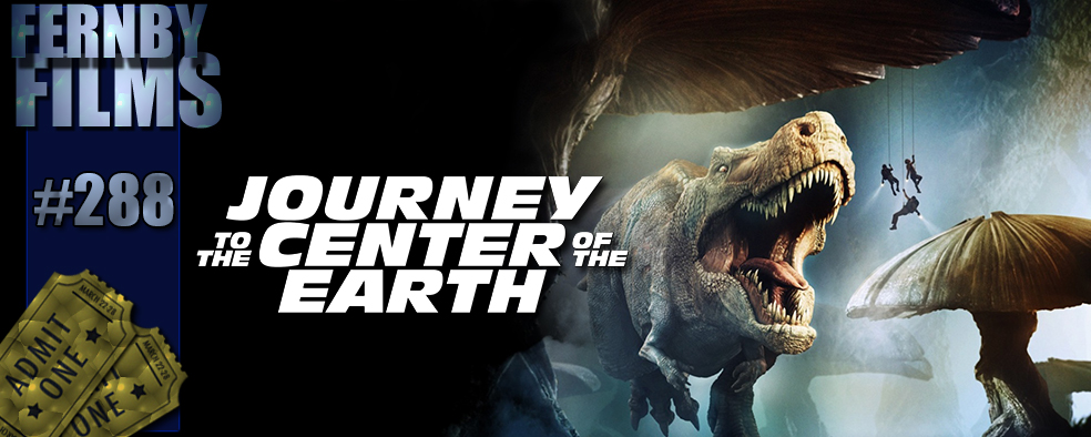 Movie Review Journey To The Center Of The Earth 2008 2d Version Fernby Films