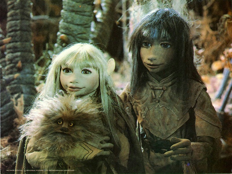 Movie Review - Dark Crystal, The