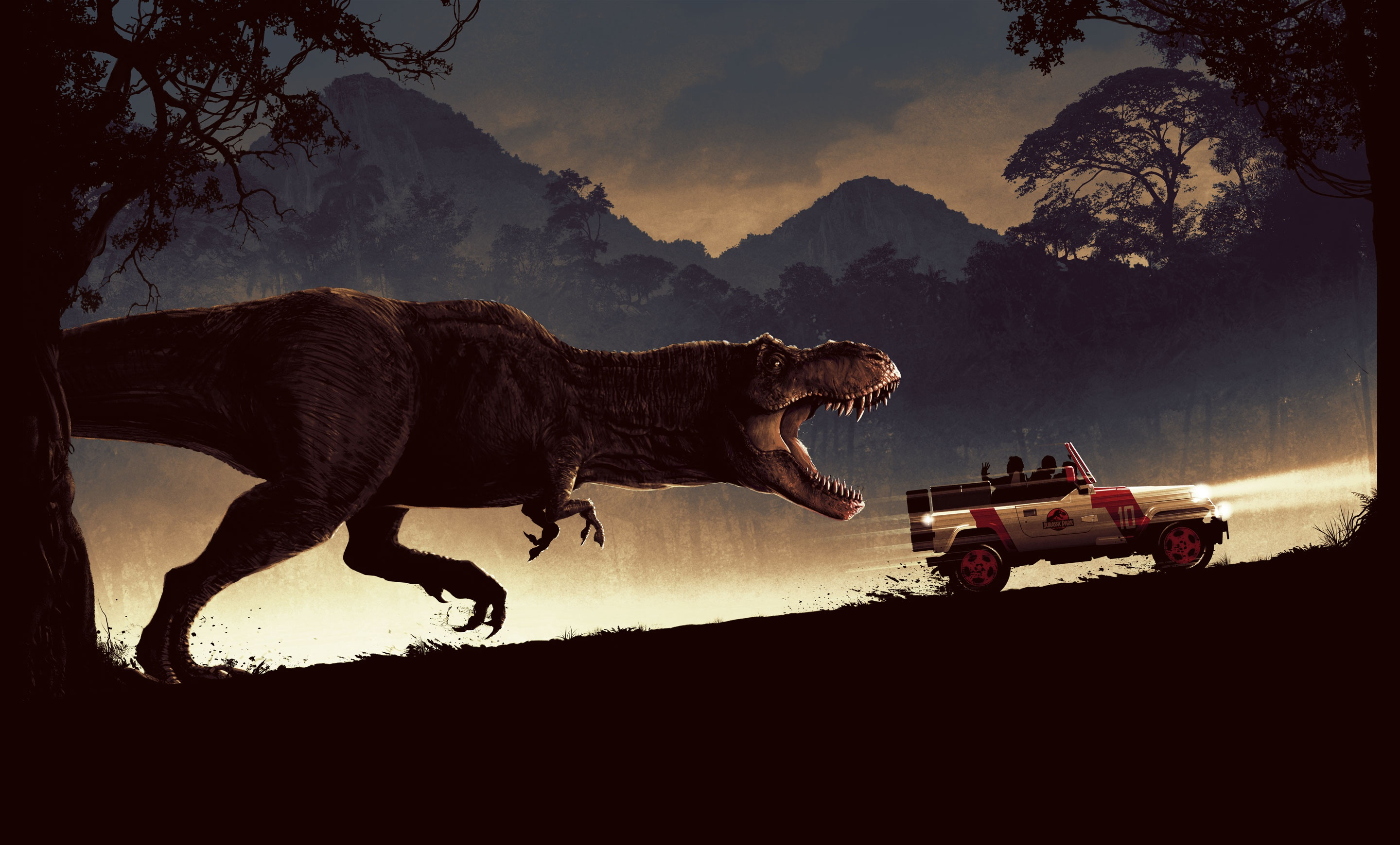 Movie Review - Jurassic Park