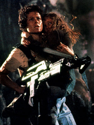 Movie Review - Aliens (Directors Cut)