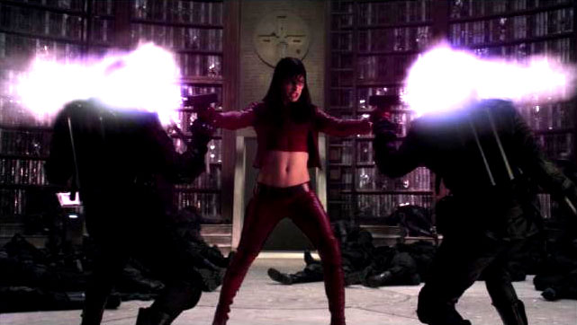 Movie Review – UltraViolet
