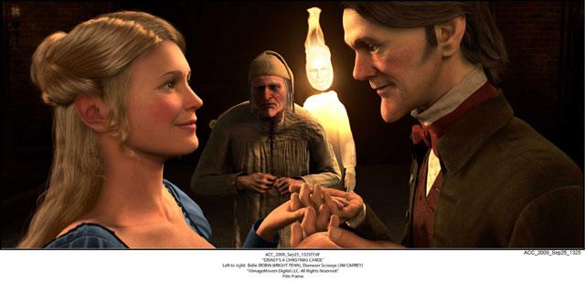 Movie Review – A Christmas Carol (2009) – Fernby Films