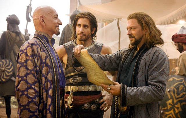 Movie Review Prince Of Persia The Sands Of Time