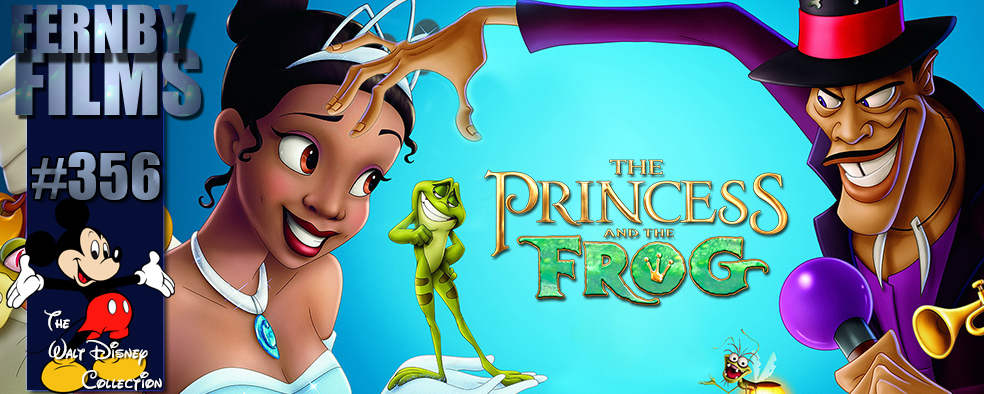 Movie Review - Princess & The Frog, The