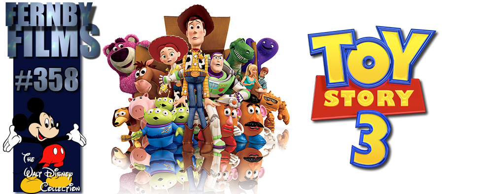 Movie Review - Toy Story 3