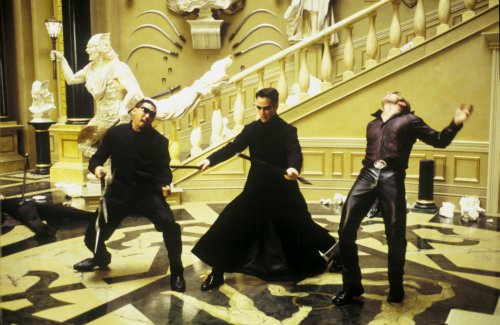 Movie Review – Matrix Reloaded, The