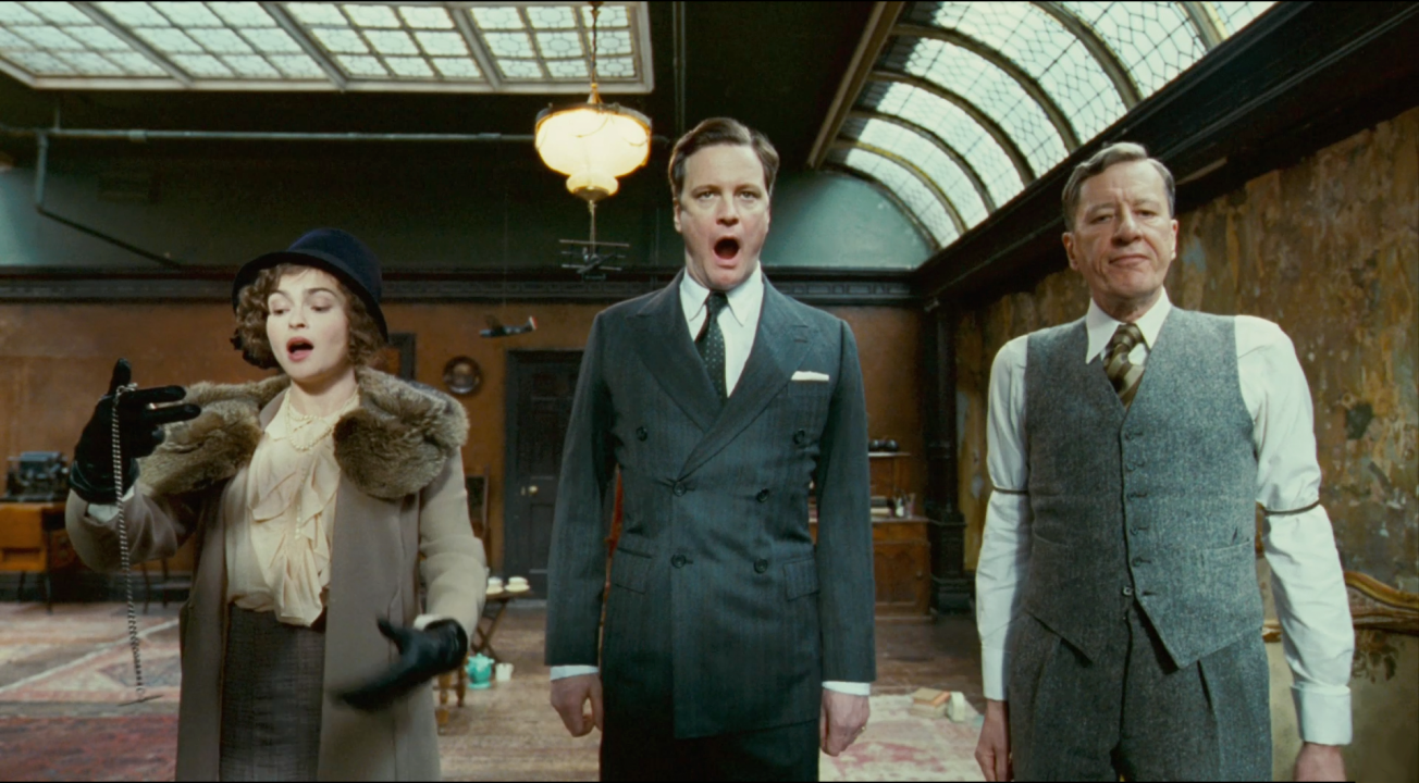 Movie Review - King's Speech, The