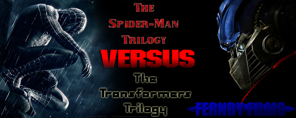 Movie Review – Web vs Wheels: The Spider-Man Trilogy vs The Transformers Trilogy