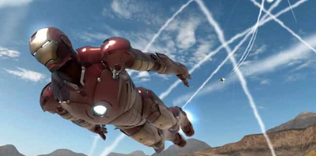 Movie Review – Iron Man 2