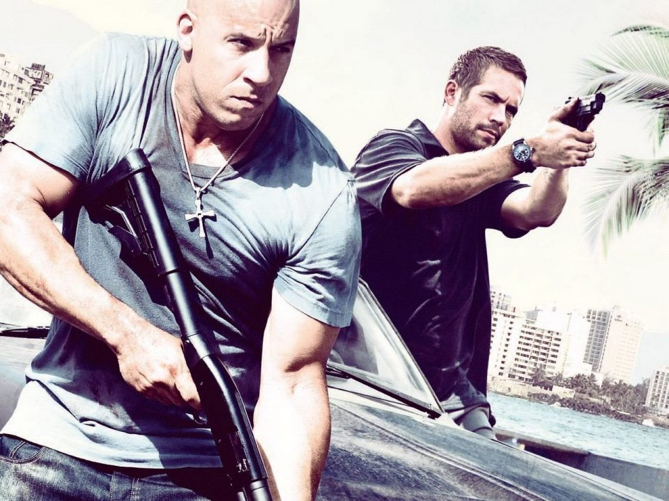 Movie Review – Fast Five