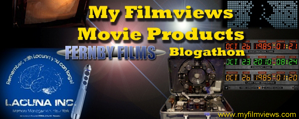 My Filmviews Movie Products Blog-A-Thon
