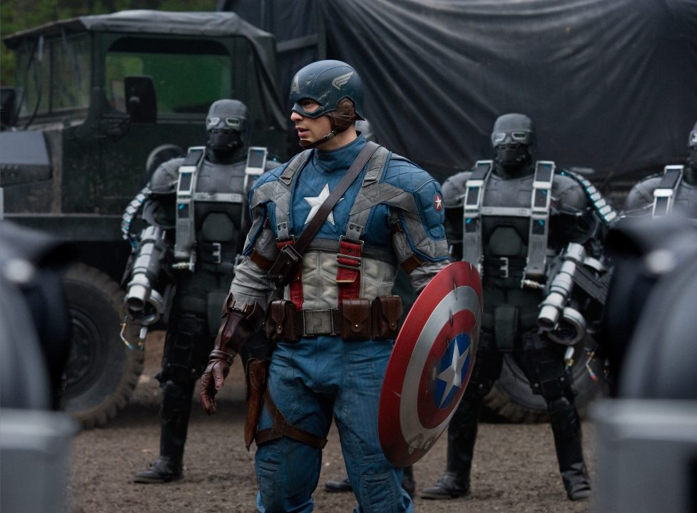 Movie Review - Captain America: The First Avenger