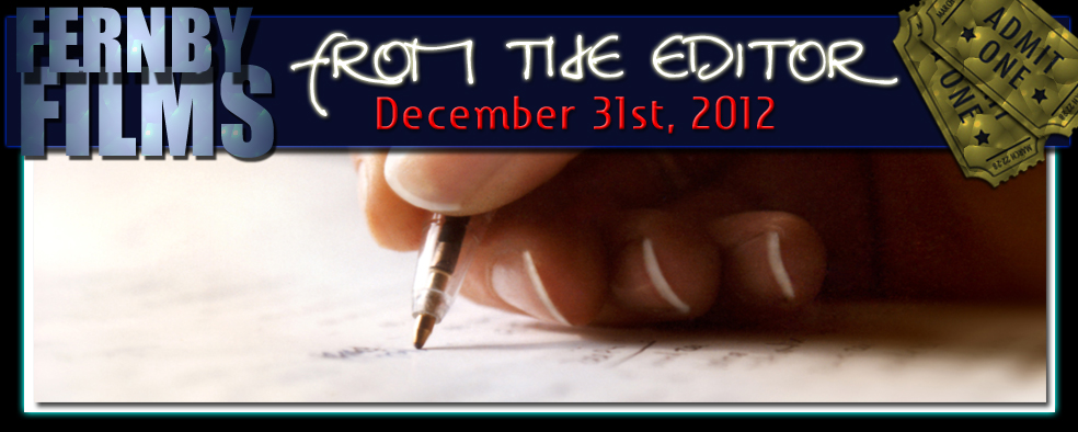 From The Editor – 31.12.12