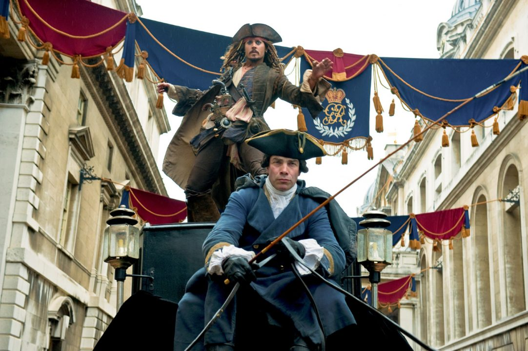 Movie Review – Pirates Of The Caribbean: On Stranger Tides