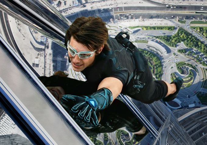 Movie Review – Mission: Impossible – Ghost Protocol