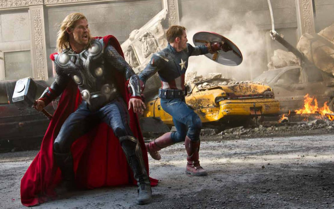 Movie Review - Avengers, The (2012)