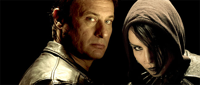 Movie Review – Millennium Trilogy, The: The Girl With The Dragon Tattoo  (2009)