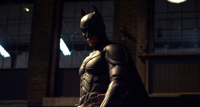 Movie Review – Dark Knight Rises, The