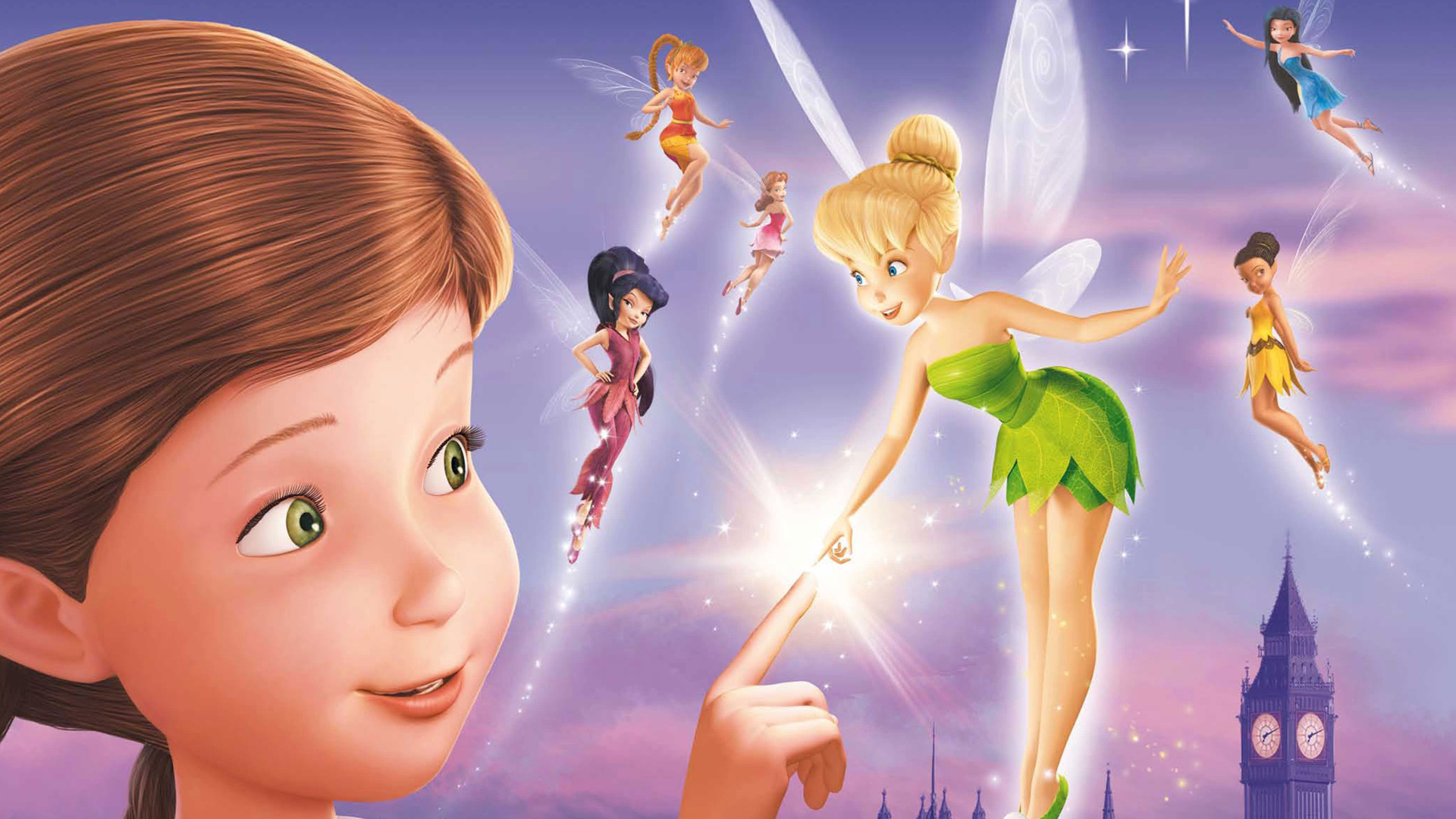Movie Review - Tinker Bell & The Great Fairy Rescue (Mini Review)