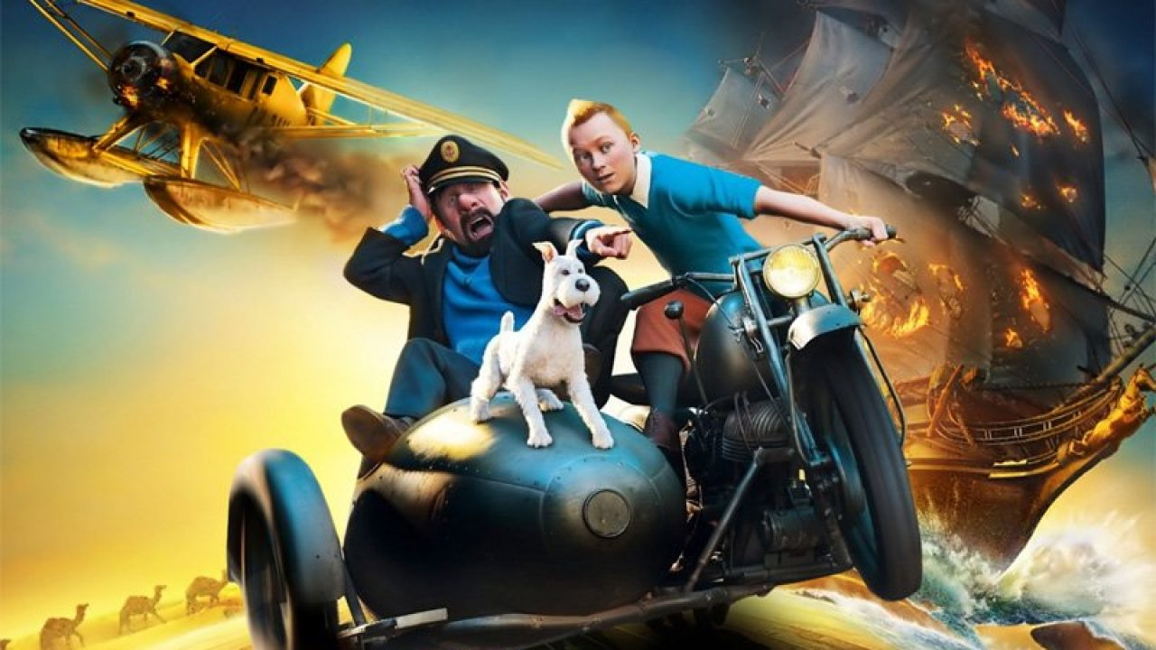 Movie Review – Adventures Of Tintin, The: The Secret Of The Unicorn