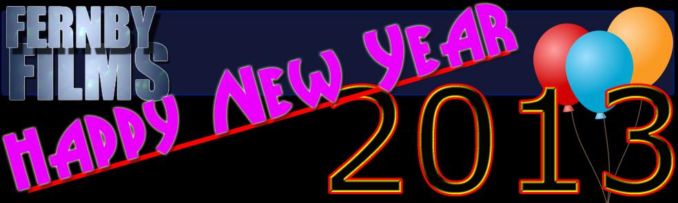 Happy New Year – 2013!!