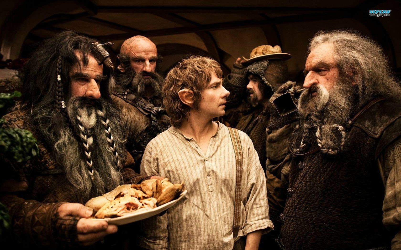 Movie Review - Hobbit, The: An Unexpected Journey