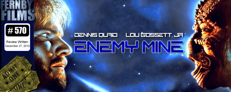 Movie Review - Enemy Mine (1985)