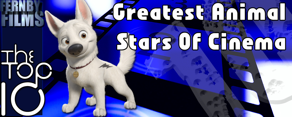 The Top 10 Greatest Animal Stars In Film